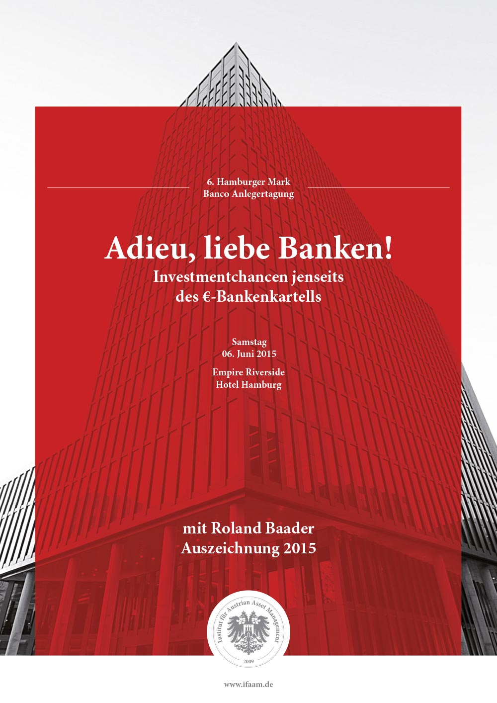 Mark Banco Anlegertagung 2015
