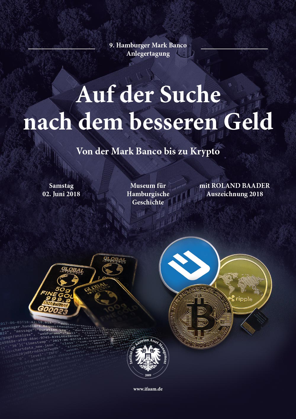 Mark Banco Anlegertagung 2018